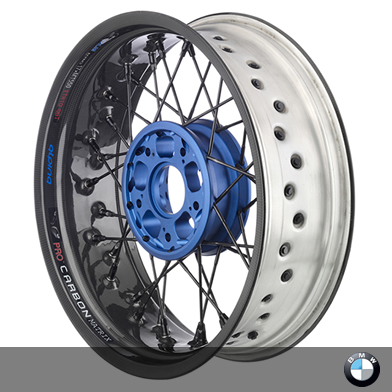 Alpina Wheels for BMW Bikes