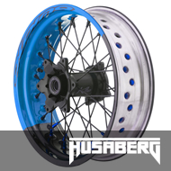 Alpina Wheels for Husaberg