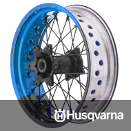 Alpina Wheels for Husqvarna