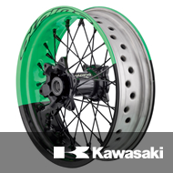 Alpina Wheels for Kawasaki
