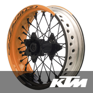 Alpina Wheels for KTM