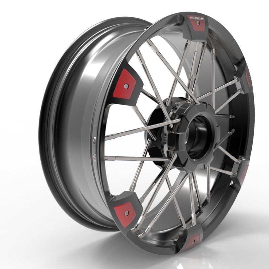 SX CNC  Wheel