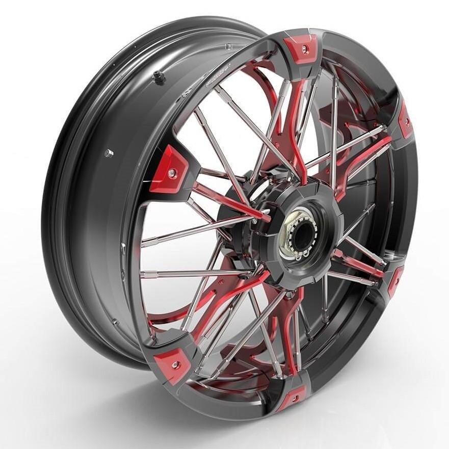 SPIDER CNC Wheel